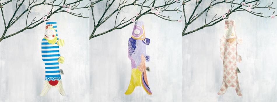 Madame Mo Koinobori|マダムモーこいのぼり
